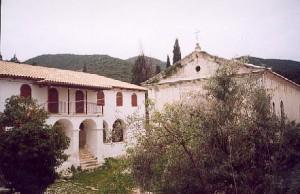 Μονή Αγίου Προδρόμου στη Λαγκάδα