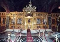 Η μονή Αγίου Διονυσίου στην πόλη της Ζακύνθου